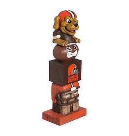 Cleveland Browns Tiki Totem