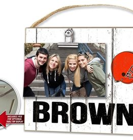 KINDRED HEARTS Cleveland Browns Clip It Photo Frame