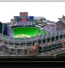HOMEFIELDS Cleveland Indians 9in Lighted Replica Progressive Field