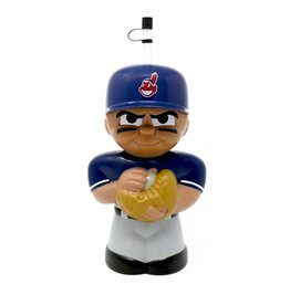 PARTY ANIMAL Cleveland Indians TeenyMates Big Sip
