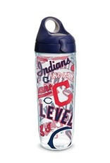 TERVIS Cleveland Indians Tervis All Over Print Sport Bottle