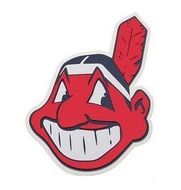 Cleveland Indians 3D Foam Logo Sign