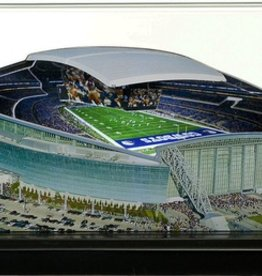 HOMEFIELDS Dallas Cowboys 13IN Lighted Replica AT&T Stadium