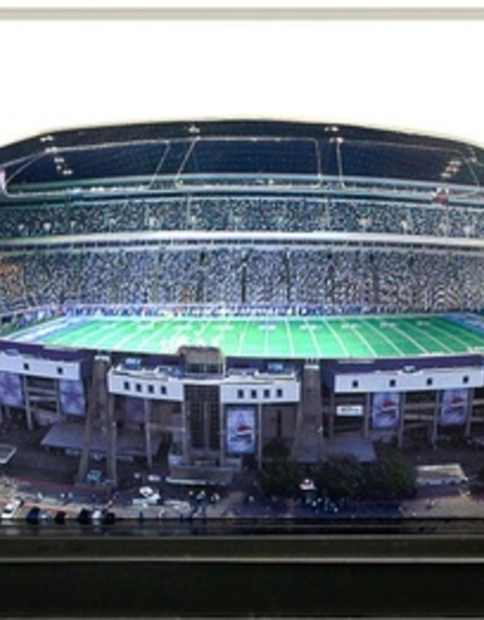 HOMEFIELDS Dallas Cowboys 9in Lighted Replica Texas Stadium (1971-2008)