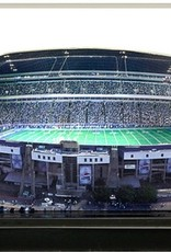 HOMEFIELDS Dallas Cowboys 19IN Lighted Replica Texas Stadium (1971-2008)