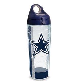 TERVIS Dallas Cowboys 24oz. Sport Bottle with Team Color Lid