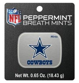 Dallas Cowboys Breath Mints Tin