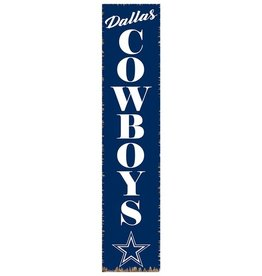 RUSTIC MARLIN Dallas Cowboys Vertical Rustic Sign