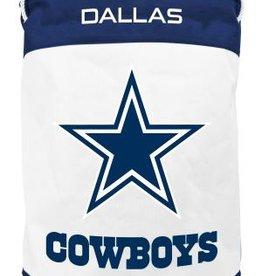 Dallas Cowboys Canvas Laundry Basket