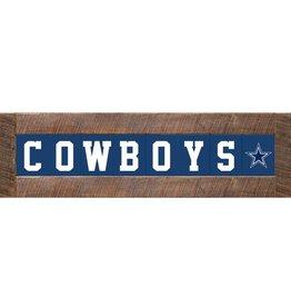 RUSTIC MARLIN Dallas Cowboys Marlin Classic Wood Sign