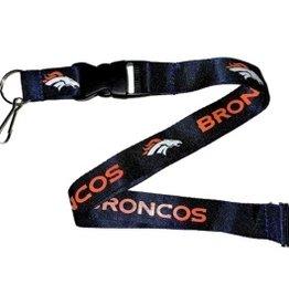 AMINCO Denver Broncos Team Lanyard