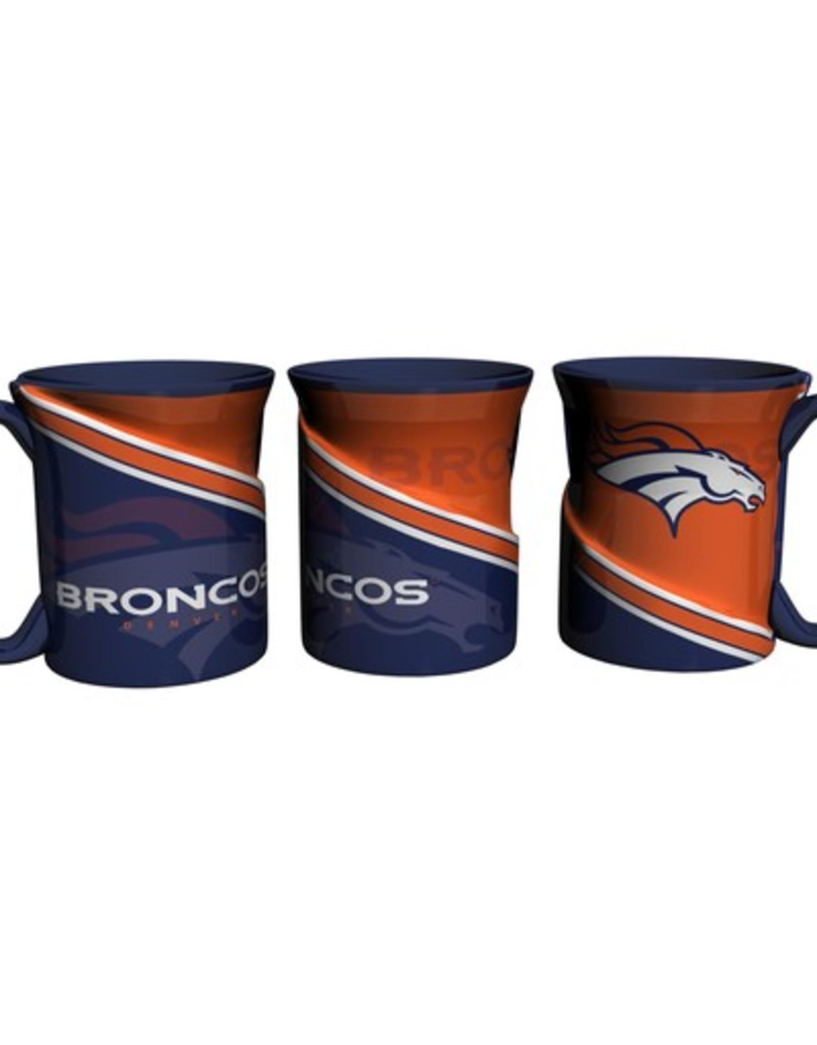 BOELTER Denver Broncos 18oz Twist Mug