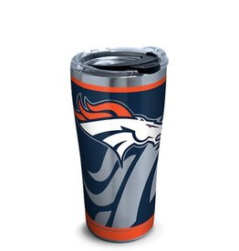 Denver Broncos TERVIS 20oz Stainless Steel Rush Tumbler