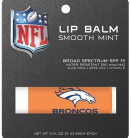 WORTHY PROMOTIONAL PRODUCTS Denver Broncos Lip Balm