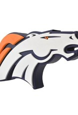 Denver Broncos 3D Foam Logo Sign