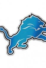 Detriot Lions Laser Cut Auto Badge Decal