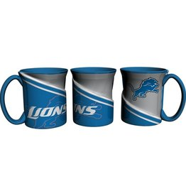 BOELTER Detriot Lions 18oz Twist Mug