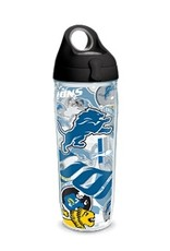 TERVIS Detriot Lions Tervis All Over Print Sport Bottle