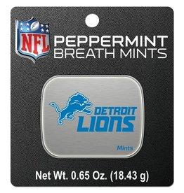 Detriot Lions Breath Mints Tin