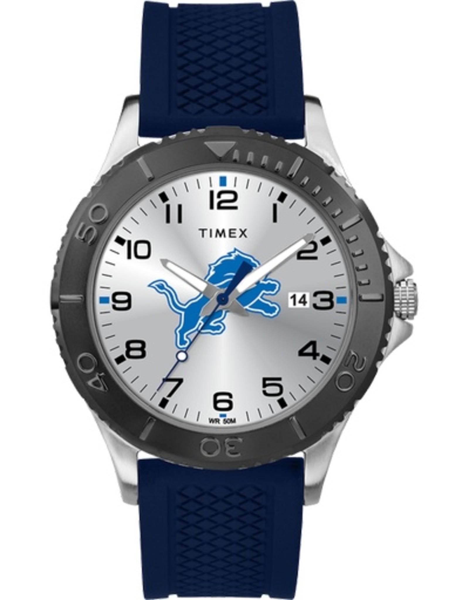 Detriot Lions Timex Gamer Watch