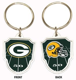 Green Bay Packers Home Field Key Ring