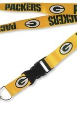 AMINCO Green Bay Packers Team Lanyard