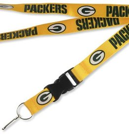 AMINCO Green Bay Packers Team Lanyard