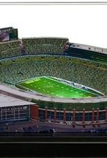 HOMEFIELDS Green Bay Packers 9in Lighted Replica Lambeau Field