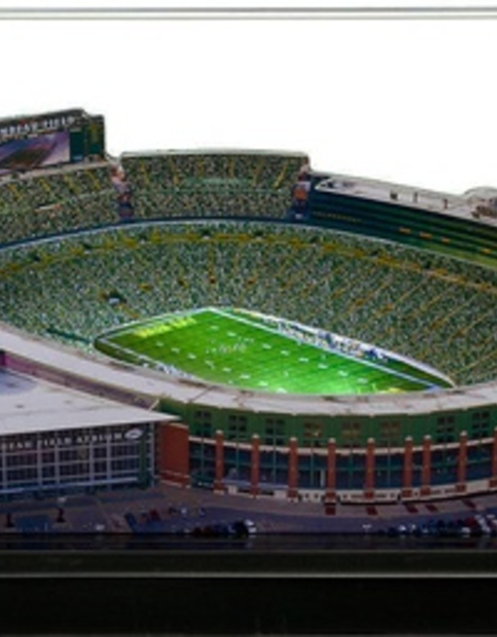 HOMEFIELDS Green Bay Packers 19IN Lighted Replica Lambeau Field
