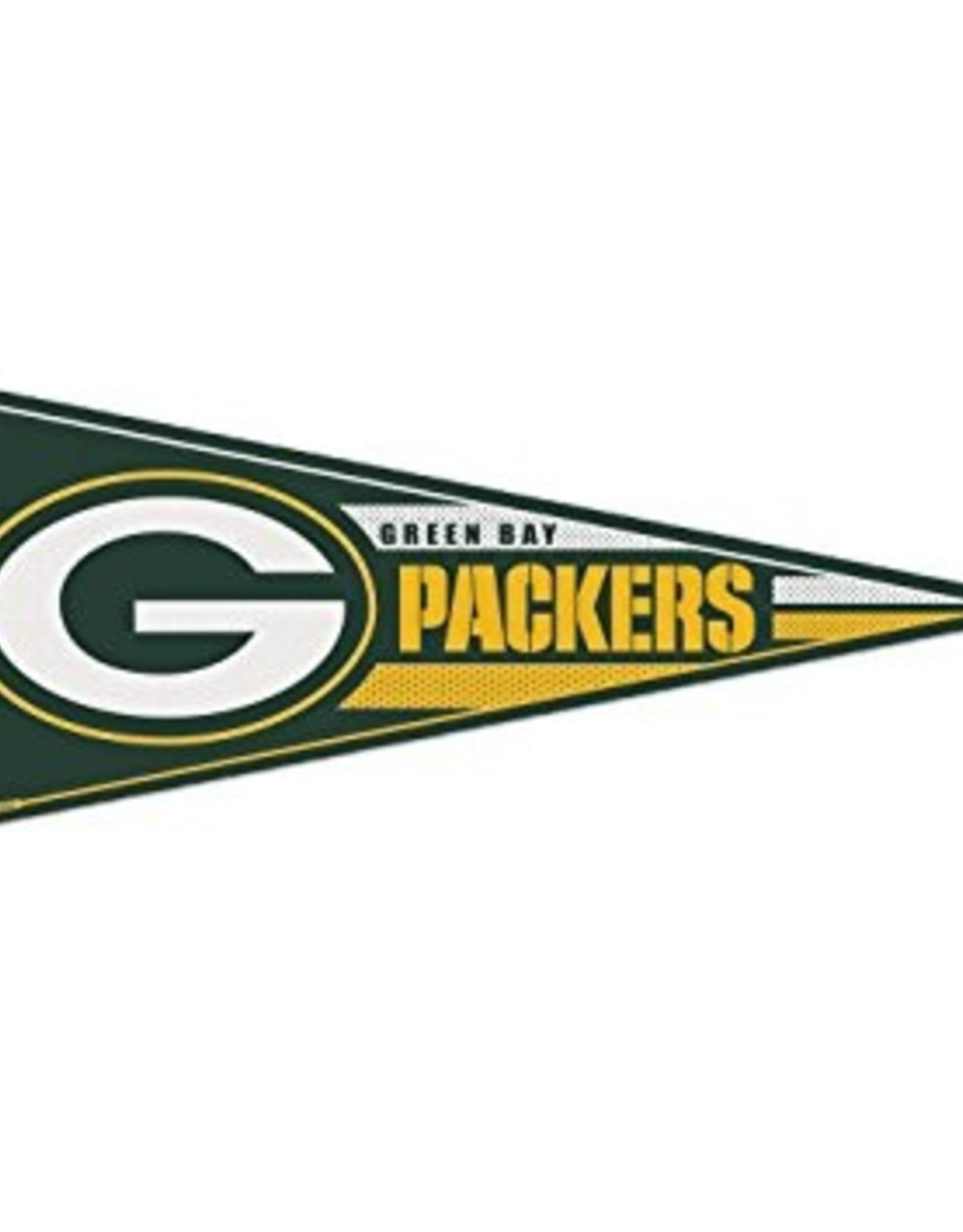 """Green Bay Packers 12""""x30"""" Classic Pennant"""