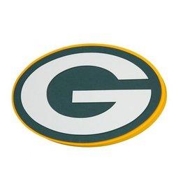 Green Bay Packers 3D Foam Logo Sign