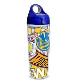 Golden State Warriors Tervis All Over Print Sport Bottle