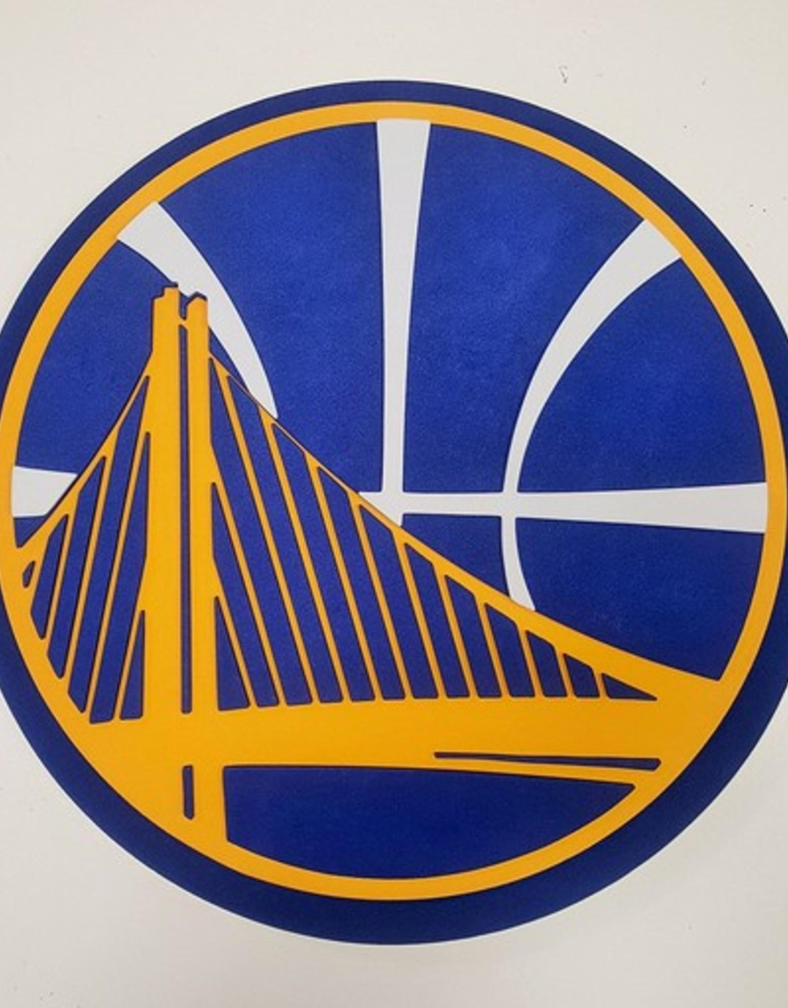 Golden State Warriors 3D Foam Logo Sign - Touchdown Gifts ...