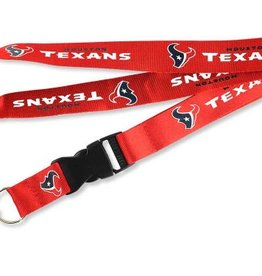 AMINCO Houston Texans Team Lanyard