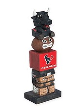 EVERGREEN Houston Texans Tiki Totem