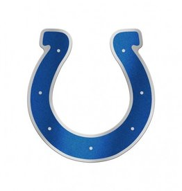 Indianapolis Colts Laser Cut Auto Badge Decal