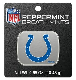 Indianapolis Colts Breath Mints Tin
