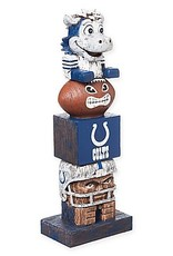 EVERGREEN Indianapolis Colts Tiki Totem