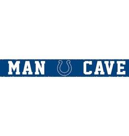 RUSTIC MARLIN Indianapolis Colts Rustic Man Cave Sign