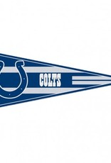 """Indianapolis Colts 12""""x30"""" Classic Pennant"""