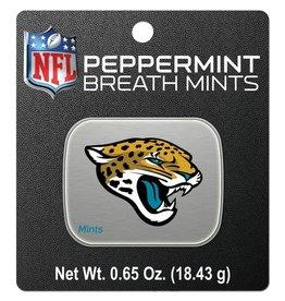 Jacksonville Jaguars Breath Mints Tin
