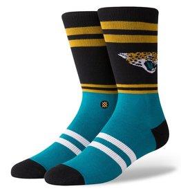 STANCE Jacksonville Jaguars Logo Crew Socks