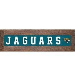 RUSTIC MARLIN Jacksonville Jaguars Marlin Classic Wood Sign