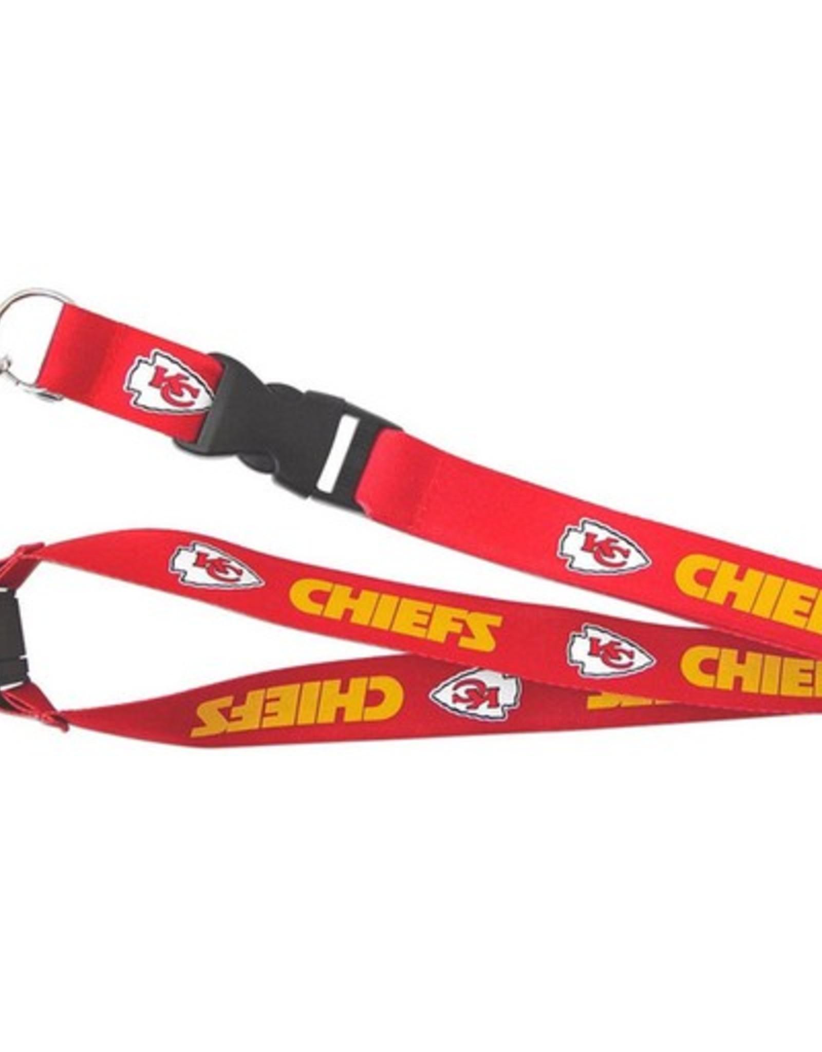 AMINCO Kansas City Chiefs Team Lanyard