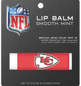 WORTHY PROMOTIONAL PRODUCTS Kansas City Chiefs Lip Balm