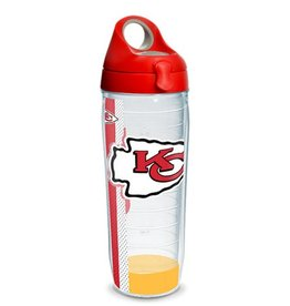 TERVIS Kansas City Chiefs 24oz. Sport Bottle with Team Color Lid