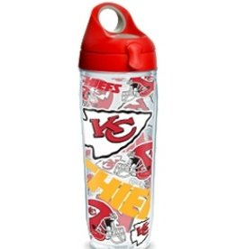 Kansas City Chiefs Tervis All Over Print Sport Bottle