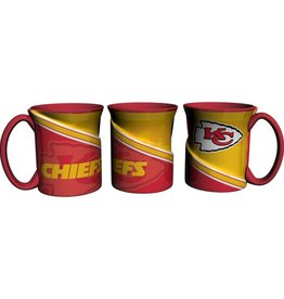 BOELTER Kansas City Chiefs 18oz Twist Mug