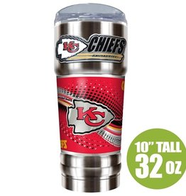 Kansas City Chiefs 32oz Pro Stainless Tumbler