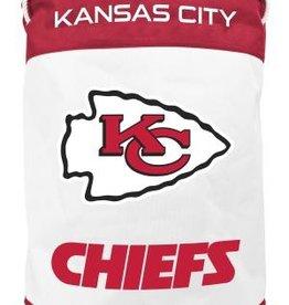 Kansas City Chiefs Canvas Laundry Basket
